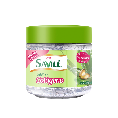 Savile Colageno Gel 250ML V1